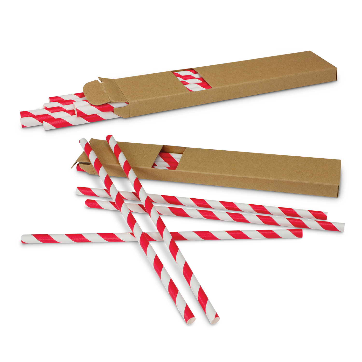 RE14792 - Paper Drinking Straws